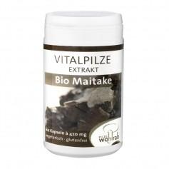 Vitalpilze Organic Maitake Medicinal Mushroom Extract Capsules