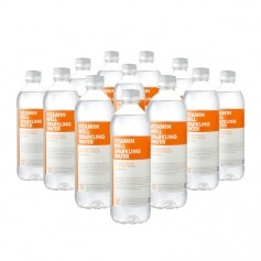 6 x Vitamin Well Sparkling Water Persika