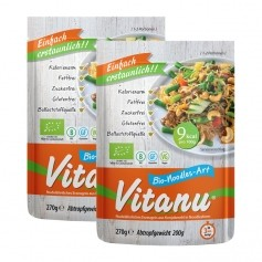 Vitanu Noodles Shirataki Nudeln Doppelpack