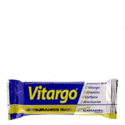 5 x Vitargo Endurance bar Crunchy Caramel
