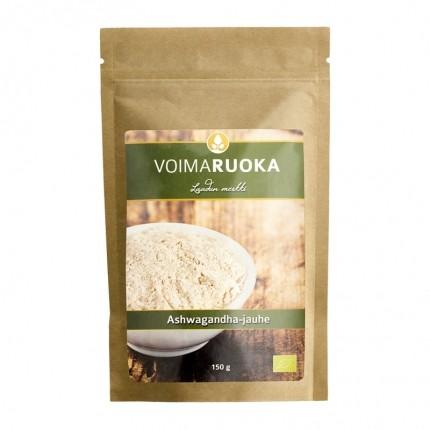 Voimaruoka Ashwagandha LUOMU (FI-EKO-201)