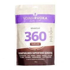 Voimaruoka Voimaruoka Wholefood 360 suklaa