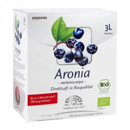 Walthers Kelterei Organic Chokeberry Juice