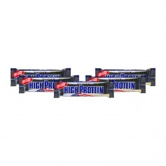 5 x Weider 40% High Protein Low Carb Latte Macchiato  Bar