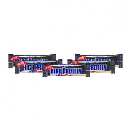 5 x Weider 40% High Protein Low Carb Latte Macchiato  Bar