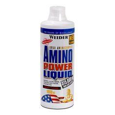 Weider, Amino Power liquide énergie, boisson