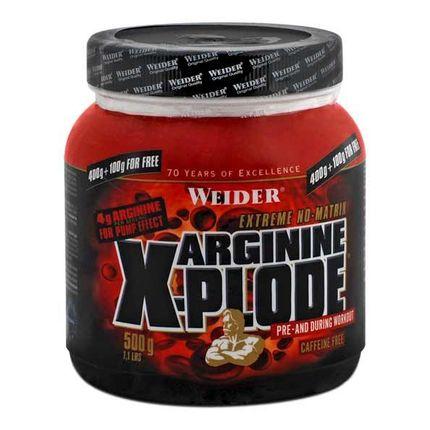 Weider Arginine X-Plode Powder
