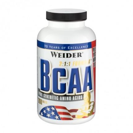 Weider BCAA, tabletter