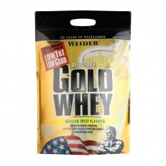Weider Gold Whey Bananensplit, Pulver