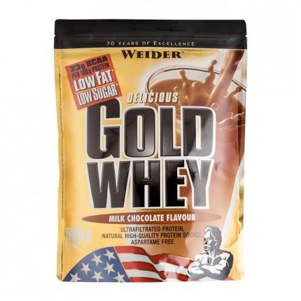 Weider Gold Whey, Schokolade, Pulver