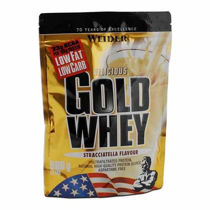 Weider Gold Whey Stracciatella Powder