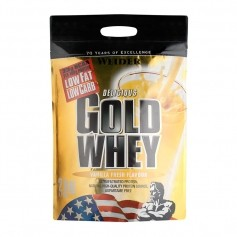 Weider Gold Whey Vanille, Pulver