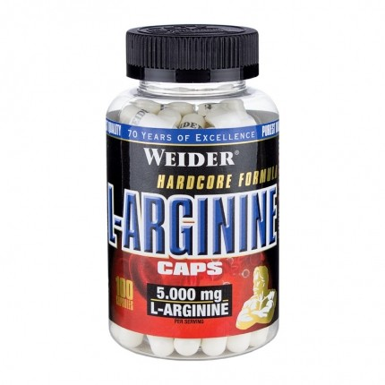 Weider L-Arginin, kapslar