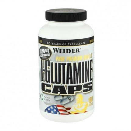 L-Glutamine (160 Kapseln)