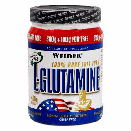 L-Glutamine, Pulver (400 g)