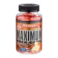 Weider Maximum KREA-GENIC®, kapslar