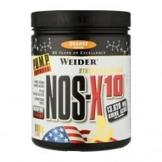 Weider Nos-X10, pulver