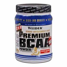 Weider, Poudre premium BCAA cerise-coco