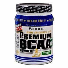 Weider, Poudre premium BCAA punch-exotique