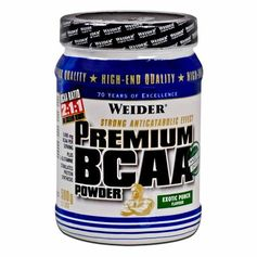 Weider Premium BCAA Exotic Punch Powder