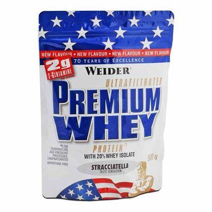 Weider Premium Whey Stracciatella, pulver