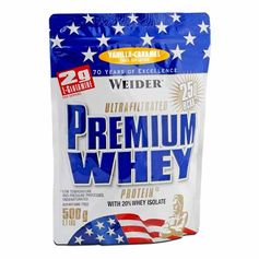 Weider Premium Whey Vanille-Caramel, Pulver
