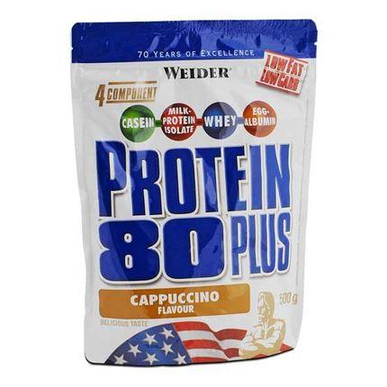 Weider Protein 80 Plus Cappuccino, Pulver
