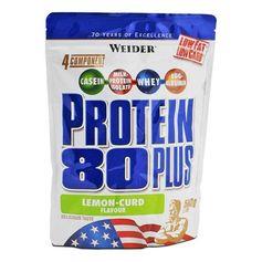 Weider Protein 80 Plus Citrus-Kvark, pulver