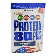 Weider Protein 80 Plus Coconut Powder