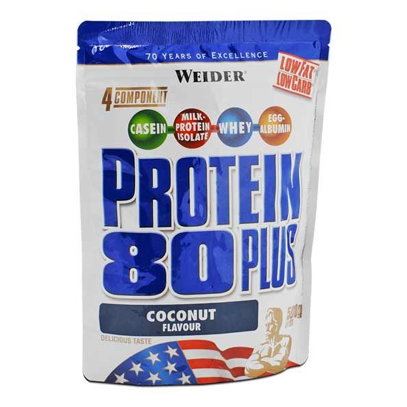 weider protein 80 plus kokos bei nu3 bestellen. Black Bedroom Furniture Sets. Home Design Ideas