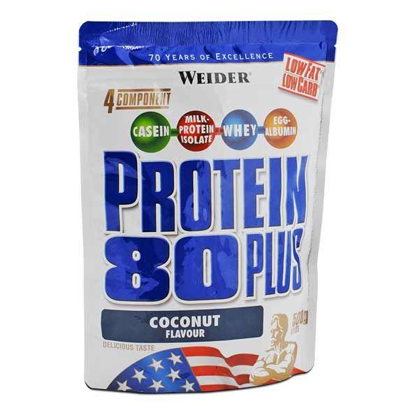 protein 80 plus weider