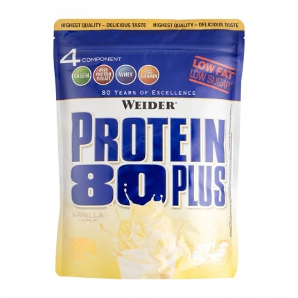 Weider Protein 80 Plus Vanilla Powder