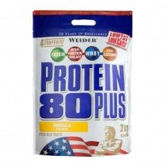 Weider Protein 80 Plus Vanille, Pulver