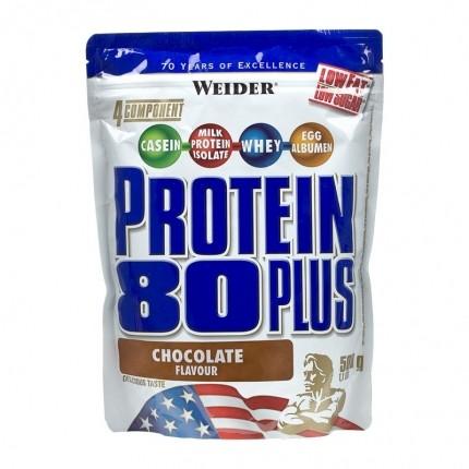 Weider, Protéine 80 Plus chocolat, poudre