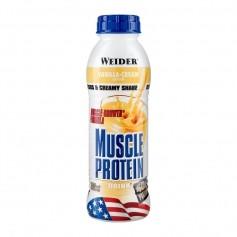 Weider Muscle Protein Drink Vanille, Pulver