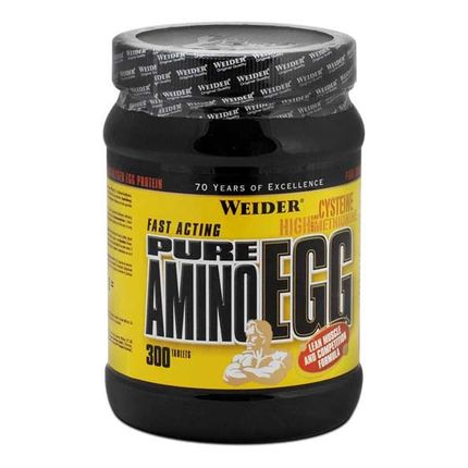 3 x Weider Pure Amino Egg, Tabletten