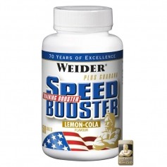 Weider Speed Booster, tabletter
