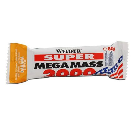 Weider Super Mega Mass 2000 Banana Bar