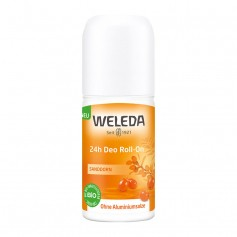Weleda 24h Deo Roll-On, Sanddorn