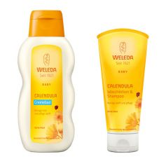Weleda Baby Calendula Badespass-Set
