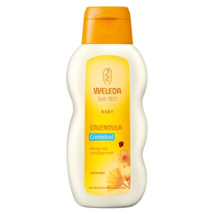 Weleda Baby & Child Calendula Cream Bath