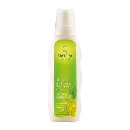 Weleda Citrus Hydrating Body Lotion
