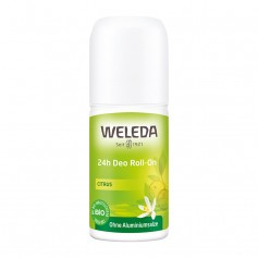 Weleda 24h Deo Roll-On, Citrus