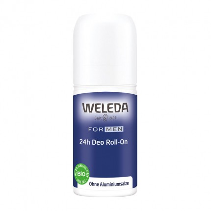 Weleda 24h Deo Roll-On, Men