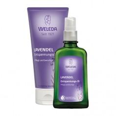 Weleda Lavendel Entspannungs-Set