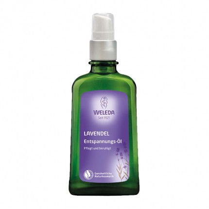 Weleda Lavender Relaxing Body Oil