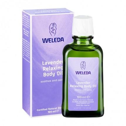 Lavendel massageolja 100ml