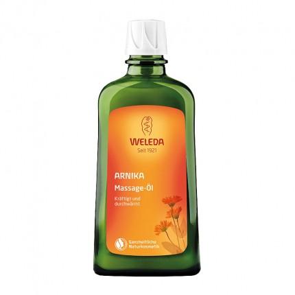 Weleda Massage-Öl, Arnika (200 ml)
