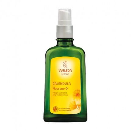 Weleda Calendula Massageöl für empfindliche und zarte Haut
