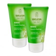 Weleda Birken-Dusch-Peeling Doppelpack